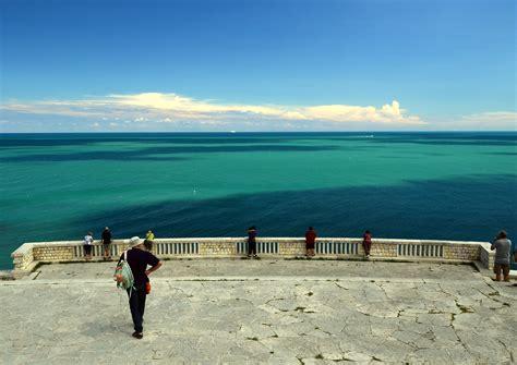 terrazza mare sirolo ancona una terrazza a un passetto dal mare juzaphoto