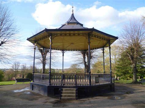 Modern Victorian by Bandstand Colchester Castle Park