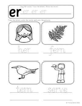 phonics worksheets lesson plan flashcards jolly