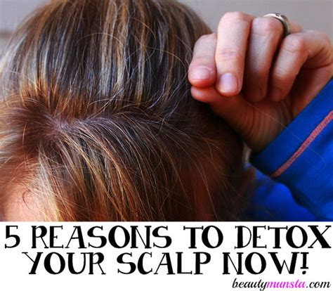 Itchy During Detox by 5 Reasons To Detox Your Scalp Beautymunsta
