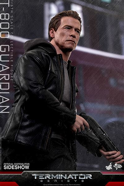 Hottoys Arnold T800 Guardian Terminator T 800 Guardian Sixth Scale Figure By Toys