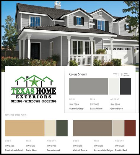 28 sherwin williams hoa paint colors sportprojections
