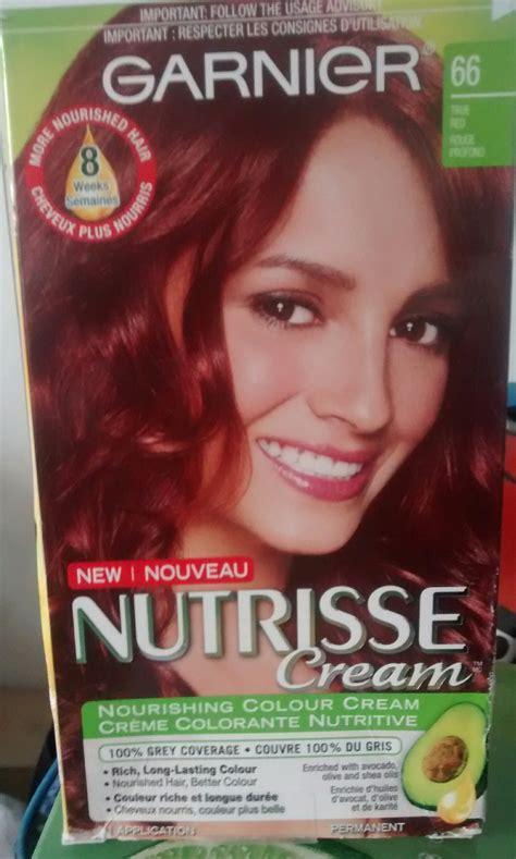garnier nutrisse hair color reviews garnier nutrisse nourishing colour hair color