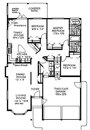 Narrow Ranch House Plans by 71 Best Images About House Plans On Craftsman