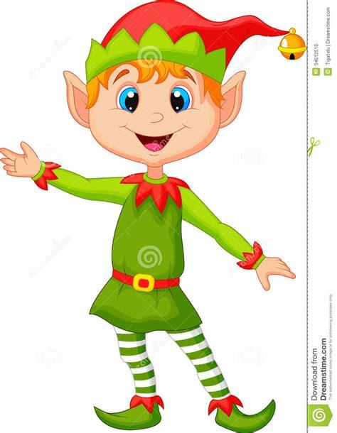 images of christmas elves christmas elf illustration of cute christmas elf cartoon