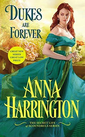 the of a scoundrel of a duke books dukes are forever by harrington