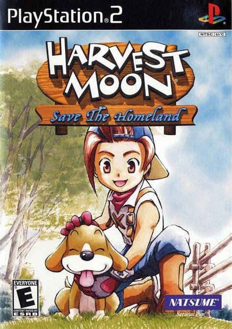 emuparadise harvest moon harvest moon save the homeland usa iso