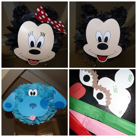Kotak Tissue Mickey Mouse Pink 43 best mickey minnie images on petit fours birthdays and fondant cakes
