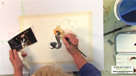 cheap joe s watercolor tutorial drawing and painting watercolor tutorial with pat weaver