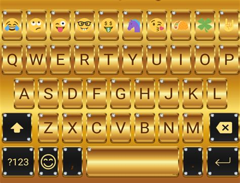 gold themes download gold emoji keyboard theme download apk for android aptoide