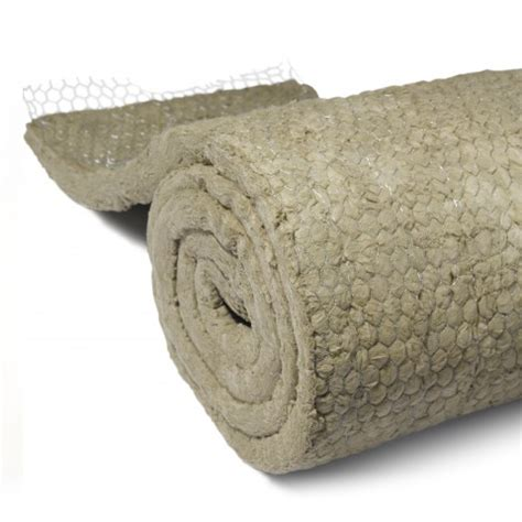 Rockwool Wired Mat by Industrial Wired Matt The Insulation Shop