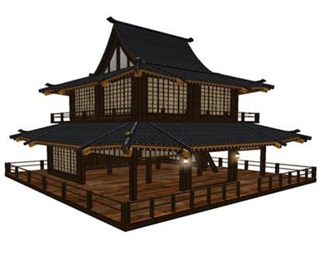 asian house design second life marketplace amm design building azuchi geisha house 30 x 30 asian home