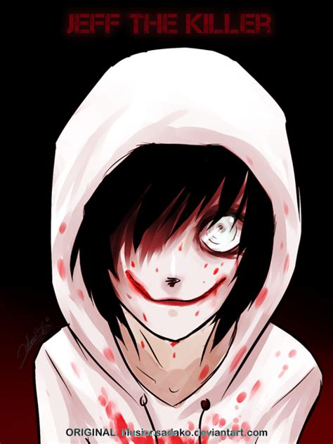 imagenes de jeff kawaii psychopathe blog de chimei takina deux