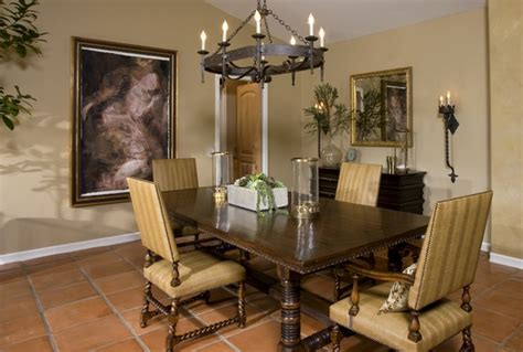 mediterranean dining room furniture santa barbara dining room mediterranean dining room