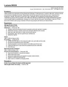 Data Processor Sle Resume by 45 Forestry Resume Exles In Livecareer