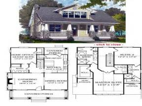 Large Bungalow House Plans Floor Plan Aflfpw75903 2 Story Home 2 Baths Houseplanscom Bungalow Craftsman Floor Plan