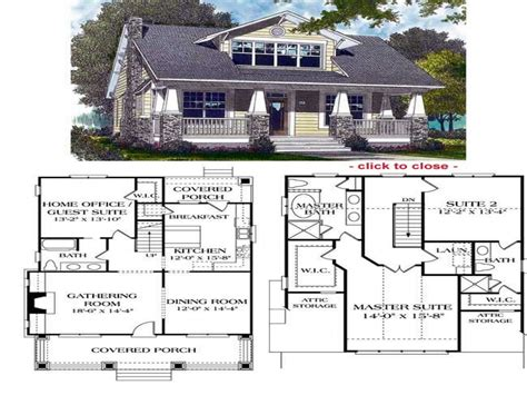 Bungalow Floorplans Bungalow Style House Plans Bungalow House Floor Plans
