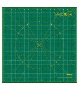 olfa spinning rotary mat 17 x17 jo