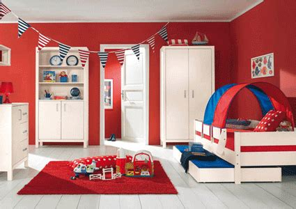 red and blue childrens bedroom childrens bedroom playful childrens beds kids bedroom