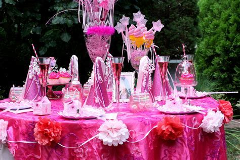 Pink Princess Birthday Party on a Budget   POPSUGAR Moms