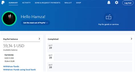 Paypal Gift Card Balance - how can i pay with paypal balance paypal community
