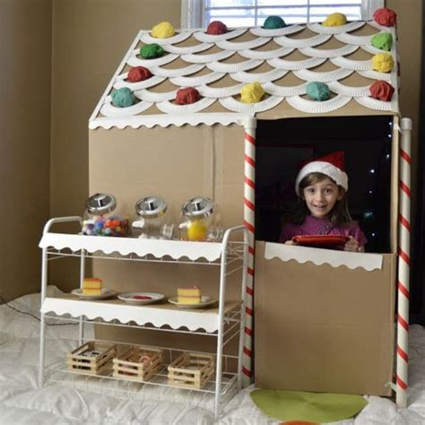 cardboard houses for kids 26 coolest cardboard houses ever playtivities