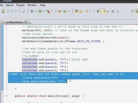 tutorial java creator java tutorial how to create a dinamically changing
