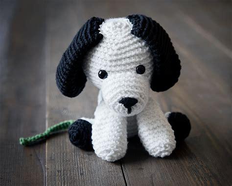 free crochet puppy pattern free crochet puppy pattern includes leash leelee knits