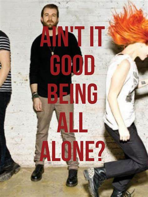 ain t it fun paramore 202 best images about my music on pinterest jimmy eat