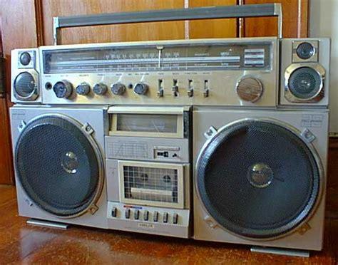 80s online radio boombox eric garland
