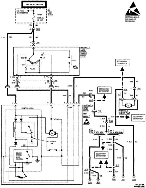 peugeot 306 wiper motor wiring diagram wiring diagram