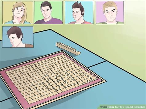 scrabble single player how to play speed scrabble 11 steps with pictures wikihow