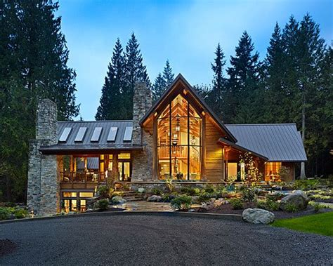 Mountain Home Exteriors by 25 Best Ideas About Mountain Home Exterior On Pinterest