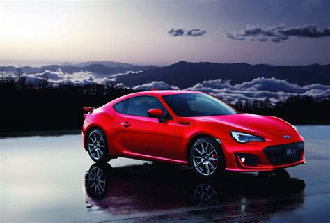subaru brz gt launched in japan with sachs ders