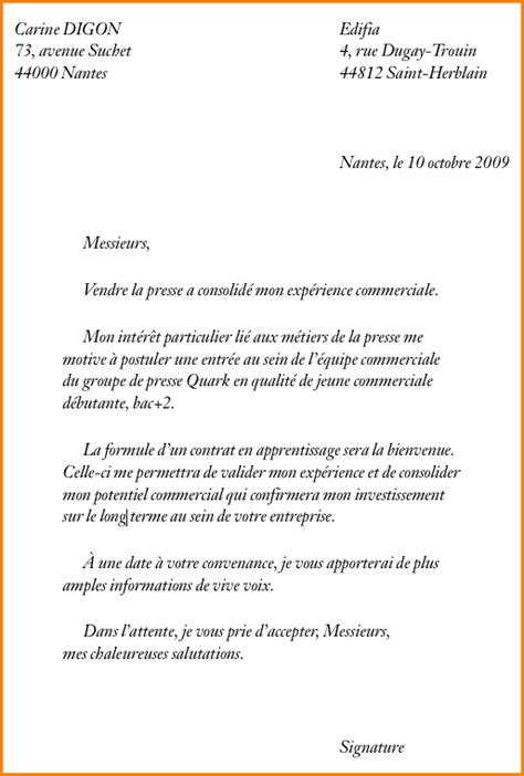 Lettre De Motivation Reconversion 13 Lettre De Motivation Reconversion Professionnelle Mod 232 Le Exemple Lettres