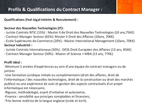 For Mba Graduate 70k And Up by Comission Ntic Le Contract Management 20150413 V1 3