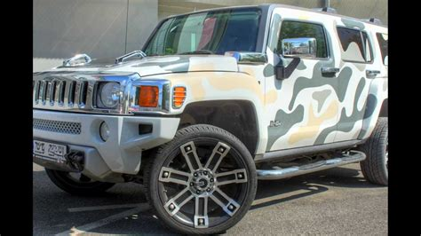 hummer  pimped  camo slideshow pictures youtube