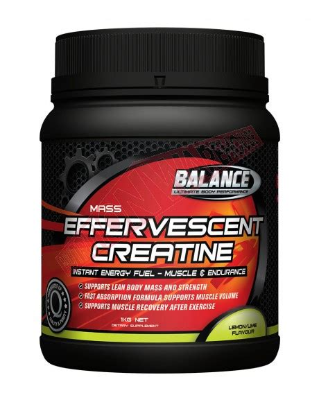 m you creatine review effervescent creatine by balance improve strength
