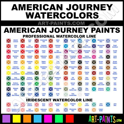 american journey watercolor paint brands american journey paint brands watercolor paint