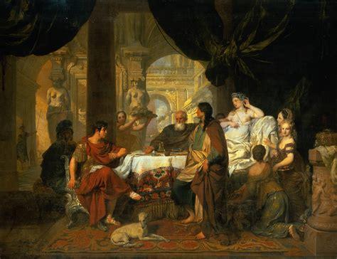Of Worship Original file 1680 g 233 rard de lairesse cleopatra jpg wikimedia commons