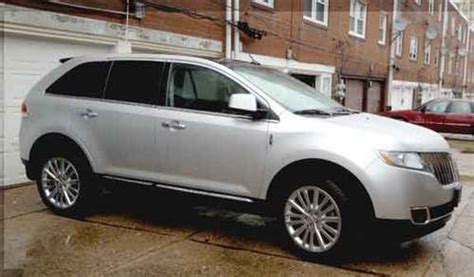 small engine maintenance and repair 2011 lincoln mkx spare parts catalogs buy used 2011 lincoln mkx awd parts or for repair sold as is in philadelphia pennsylvania