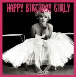 happy birthday marilyn monroe comments myspace happy