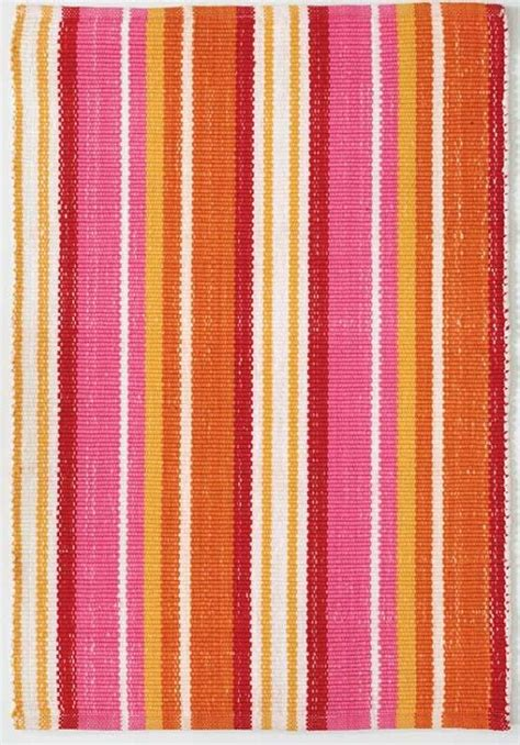 pink and orange rugs 17 best images about bright pink yellow orange on