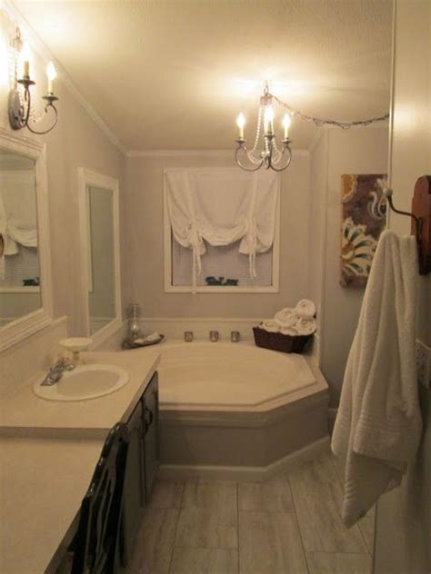 Mobile Home Bathroom Makeovers by Melodie S Marvelous Manufactured Home Makeover