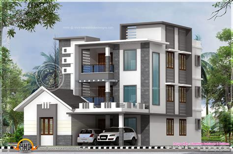 contemporary house plans two story
