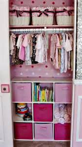 Closet Ideas Organizing The Baby S Closet Easy Ideas Amp Tips