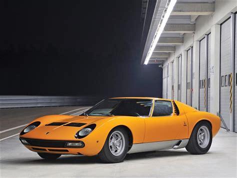 Lamborghini P400 Miura Sale Classic 1972 Lamborghini Miura P400 Sv For Sale Classic