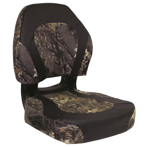 pontoon boat seat patterns wise torsa trailhawk camo fold down boat seat 671373