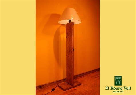 lampara el roure vell muebles rusticos en pont de molins