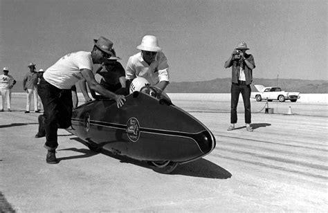 Motorrad Aus Film Salt by Cling On For Dear Life Honda Hawk Streamliner Week